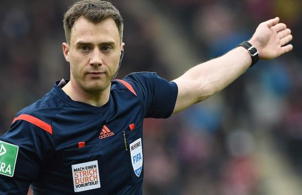 Матч «Ростов»— «Манчестер Юнайтед» обслужит бригада немецких арбитров